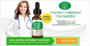 CBD Scam using Free Trial